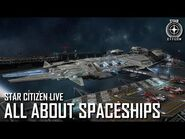 Star Citizen Live- All About Spaceships