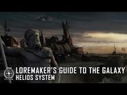 Star Citizen- Loremaker's Guide to the Galaxy - Helios System