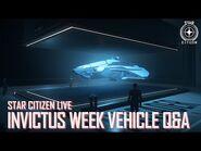 Star Citizen Live- Invictus Launch Week Vehicle Q&A
