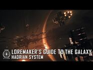 Star Citizen- Loremaker's Guide to the Galaxy - Hadrian System