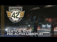 Squadron 42- Pre-Alpha WIP Gameplay - Vertical Slice