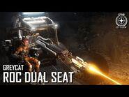 Star Citizen- Greycat ROC Dual Seat