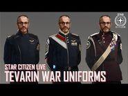Star Citizen Live- Tevarin War Uniforms