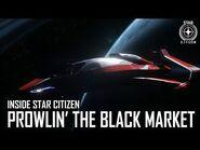 Inside Star Citizen- Prowlin' the Black Market - 3.5 Ep