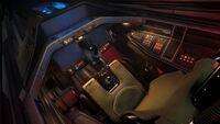 Hurricane - Interior Cockpit (1)