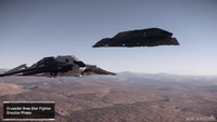 Ares Starfighter - Greybox - ISC 89 (3)