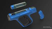 CuraLife Med Gun concept ISC 58 (2)