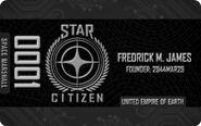Black Citizens Card - Mockup