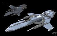 P-52 Merlin - concept art (3)