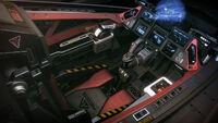 Sabre Cockpit Concept