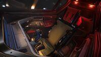 Hurricane - Interior Cockpit (2)