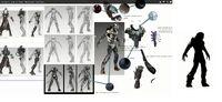 Vanduul armor concept