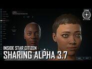 Inside Star Citizen- Sharing Alpha 3