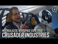 Star Citizen- IAE 2950 – Crusader Industries