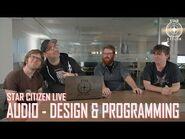 Star Citizen Live- Audio - Design & Programming