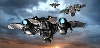 Buccaneer-Flight