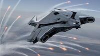 M2 Hercules - artwork ext in flight (2)