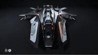 F8A Lightning - exterior (2)