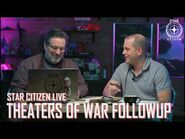 Star Citizen Live- Theaters of War CitizenCon Followup