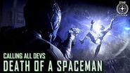 Star Citizen Calling All Devs - Death of a Spaceman