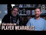 Star Citizen Live- Player Wearables
