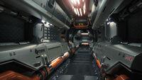 Starfarer - final art Corridor