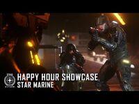 Happy Hour Showcase- Star Marine