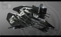 F8A Lightning - concept (2)