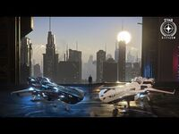 Star Citizen- Kruger P-52 Merlin and P-72 Archimedes
