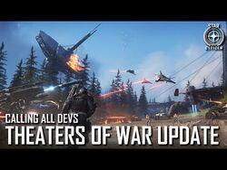Star Citizen- Calling All Devs - Theaters of War Update