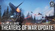 Calling All Devs - Theaters of War Update
