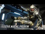 Star Citizen- Star Marine Preview