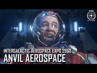 Star Citizen- IAE 2950 - Anvil Aerospace