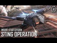 Inside Star Citizen- Sting Operation - Spring 2021