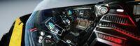 350r cockpit visual