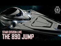 Star Citizen Live- The 890 Jump