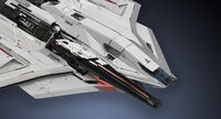 Ares Starfighter Ion - Radiance Paint