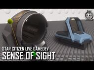 Star Citizen Live Gamedev- Sense of Sight