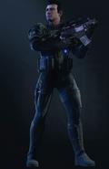 SC Class V Advanced Military Suit