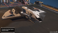 Ares Starfighter - Greybox - ISC 89 (4)