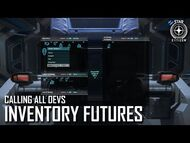 Star Citizen- Calling All Devs - Inventory Futures