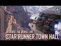 Star Citizen- Reverse the Verse - Mercury Star Runner Town Hall