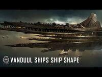 Star Citizen- Vanduul Ships Ship Shape