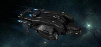Starfarer - Black Paint