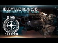 Holiday Livestream 2015- Ship Pipeline - Part Two