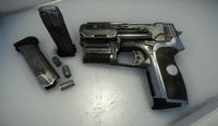 LH-86 Combustion Handgun