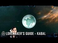 Star Citizen- Loremaker's Guide to the Galaxy - Kabal System