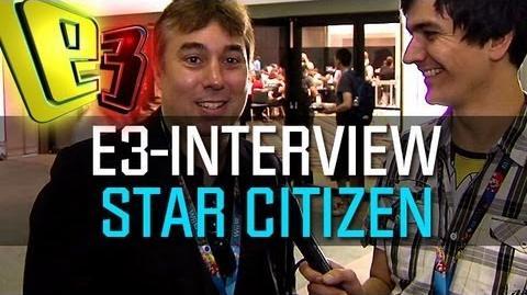 Star Citizen - E3-Interview mit Chris Roberts zur Crowdfunding-Space-Sim