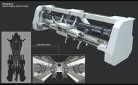 Retaliator - Concept art Torpedo Mechanism (1)