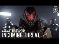 Star Citizen- Assault on Stanton – Incoming Threat